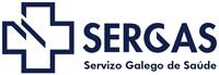 Logo Servizo Galego de Saúde, SERGAS