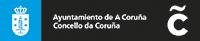 Logo Concello da Coruña